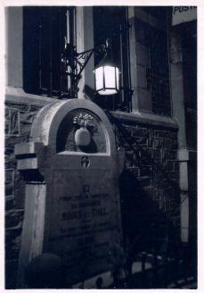 le monument à Bouko et Thill de 1920