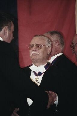 Marcel Poelmans, Commandeur de l'Ordre de St Martin