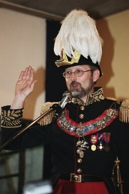 Alain Woolf, Empereur