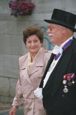 Marcel et Augusta Poelmans-Delhet