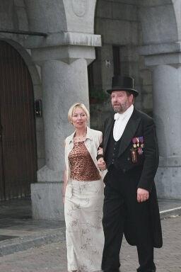 Pol et Nicole Van Hesbroeck-Kinet