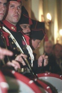 Tambours des Francs Arquebusiers