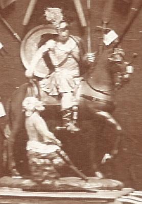 Vieux St Martin statuie détruite en 1914