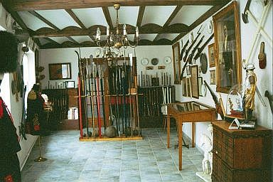 Musée des Francs Arquebusiers vue générale
