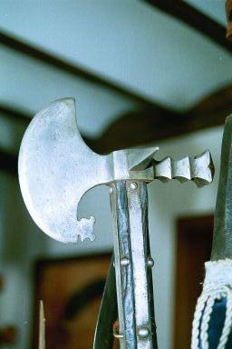 Musée des Francs Arquebusiers marteau d'armes